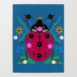 Ladybug wonder Poster