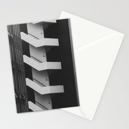 Emergency Escape Stationery Cards