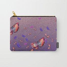 GLITTERFLIES Carry-All Pouch