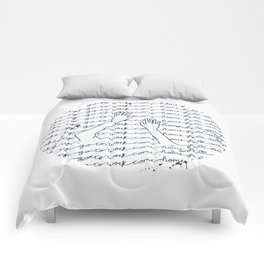 The Daily Drown Comforters