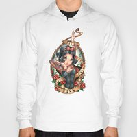 samsung Hoodies featuring Waiting For Loves True Kiss by Tim Shumate