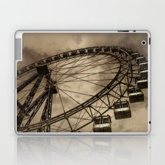 Eternal circle Laptop & iPad Skin