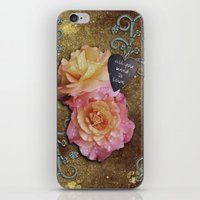 all you need is love iPhone & iPod Skins featuring All You Need is Love by Joke Vermeer