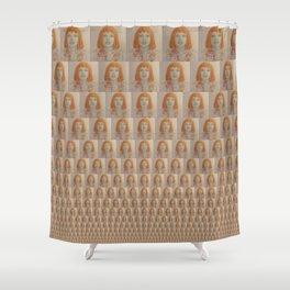 Leeloo Dallas Multi-Pass Shower Curtain