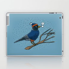 Annoyed IL Birds: The Robin Laptop & iPad Skin