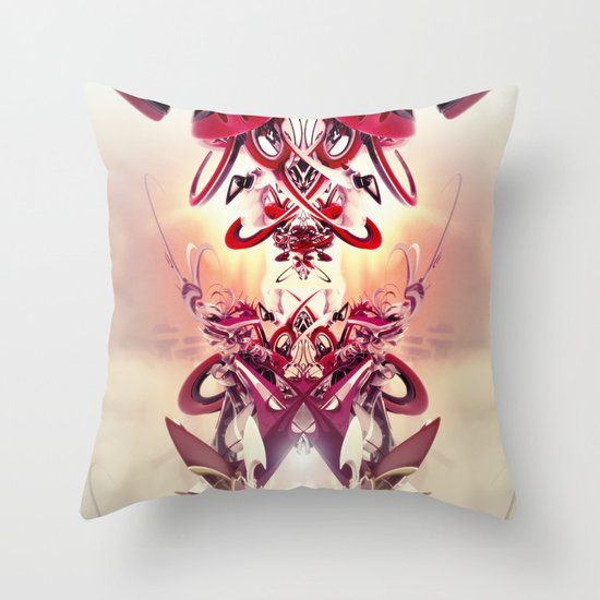 Harbinger of Hope Throw Pillow