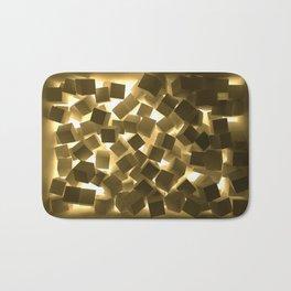 3D What Burns in Your Box? Bath Mat