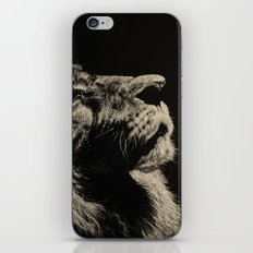 The Once and Future King (Lion) iPhone & iPod Skin