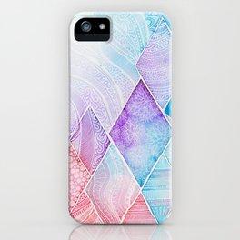 Ice. iPhone Case