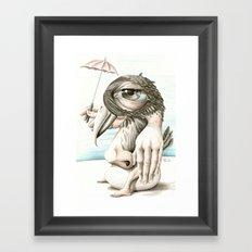 170114 Framed Art Print