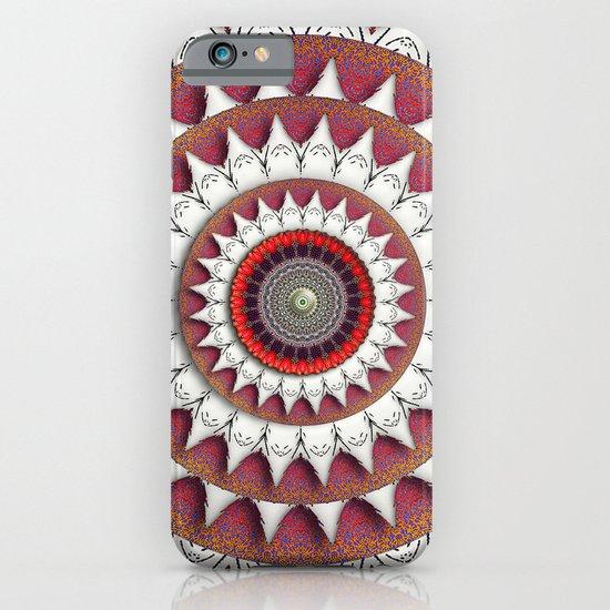 Moonflower iPhone & iPod Case