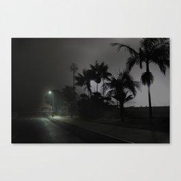 Fogged Up Canvas Print