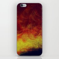 desert iPhone & iPod Skins featuring desert by donphil