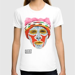 Goroka Dancer T-shirt