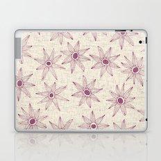 sema cream damson Laptop & iPad Skin