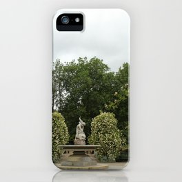 Hyde Park Garden | London iPhone Case