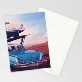 On The Road Again Stationery Cards