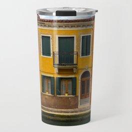 The Streets of Burano Travel Mug
