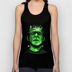 Frankenstein  Unisex Tank Top