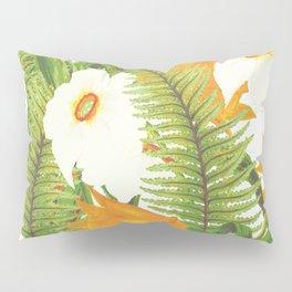Summer Narcissus Pillow Sham