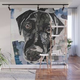 Nellie FurBelly Wall Mural