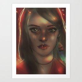 life is strange ¦ rachel amber Art Print
