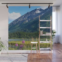 July at Tern Lake - II Wall Mural