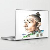 ahs Laptop & iPad Skins featuring Pepper -AHS by MELCHOMM