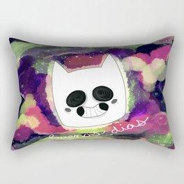buenos dias. Rectangular Pillow