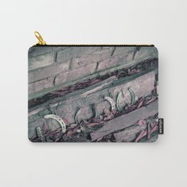 Horseshoes. Carry-All Pouch