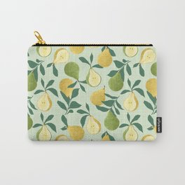 Pears pattern Carry-All Pouch