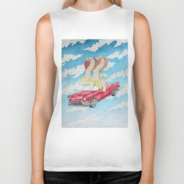 Best Day of the Best Friends Biker Tank