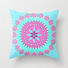 My Mandala Throw Pillow