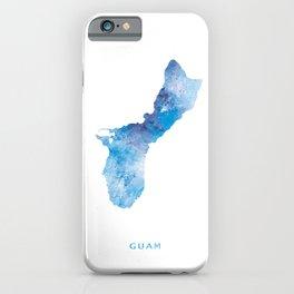 Guam iPhone Case