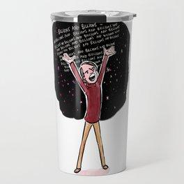 Carl Sagan Travel Mug