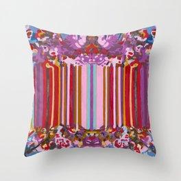 Bouquet II Throw Pillow