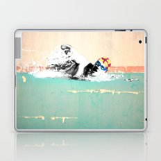Masterfunk Collective - Swim on! Bronx, NYC Laptop & iPad Skin