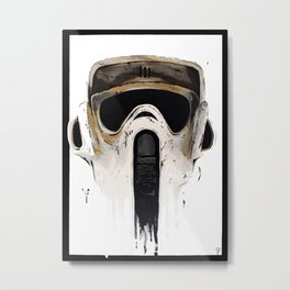 """""""Aren't you a bit dirty for a .....?""""  3 Metal Print"""
