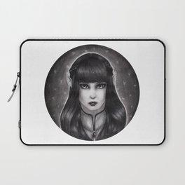 Fae Portrait  Laptop Sleeve