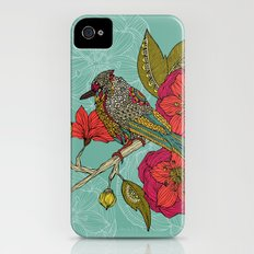Contented Constance Slim Case iPhone (4, 4s)