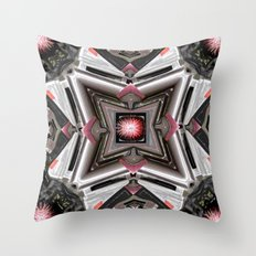 Internal Kaleidoscopic Daze- 1 Throw Pillow