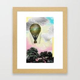 The Géant  Framed Art Print