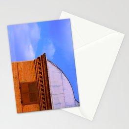 Asansor building of Izmir - Turkey Stationery Cards