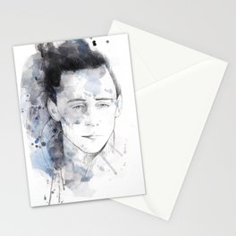 I remember a shadow Stationery Cards