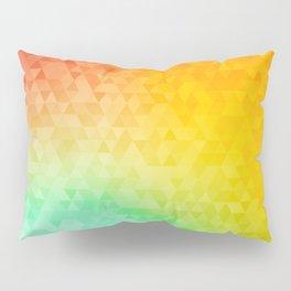 Triangular bliss Pillow Sham