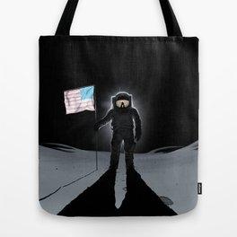 Lunar Walk Tote Bag