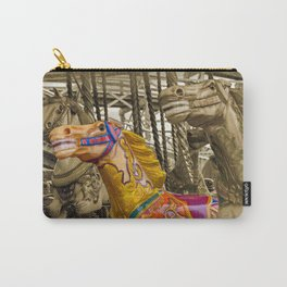 MERRY-GO-ROUND FUN Carry-All Pouch