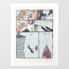 Haiku Art Print