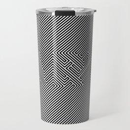Art maze Travel Mug
