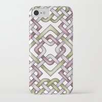 celtic iPhone & iPod Cases featuring Celtic Knotwork by Carrie at Dendryad Art